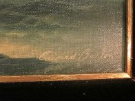 Seascape 28x34 Original Painting by Edward Barton - 1
