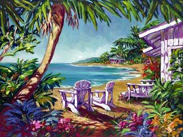 Island Hide Away Limited Edition Print - Steve Barton