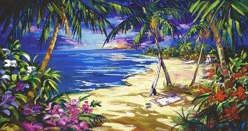 Tropic Glow Limited Edition Print - Steve Barton