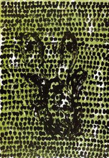 Grunes Tuch Limited Edition Print - Georg Baselitz
