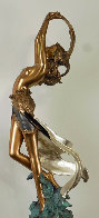 Ilaria Bronze Sculpture 33 in Sculpture by Angelo Basso - 3
