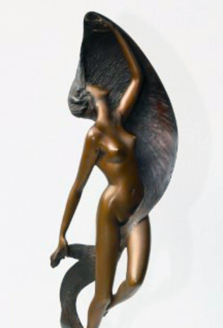 Untitled Brozne Sculpture 23 in Sculpture by Angelo Basso