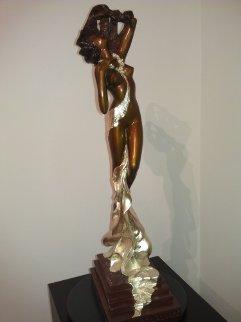 Primavera Bronze Sculpture 1987 21 in Sculpture by Angelo Basso