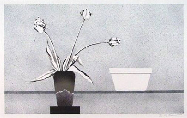 Modern Still Life 1978 Limited Edition Print by Ed Baynard
