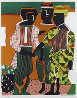 Conjunction 1979 Limited Edition Print by Romare Bearden - 0