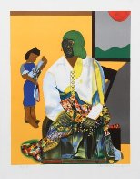 Mecklenburg Autumn 1982 Limited Edition Print by Romare Bearden - 1