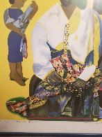 Mecklenburg Autumn 1982 Limited Edition Print by Romare Bearden - 4