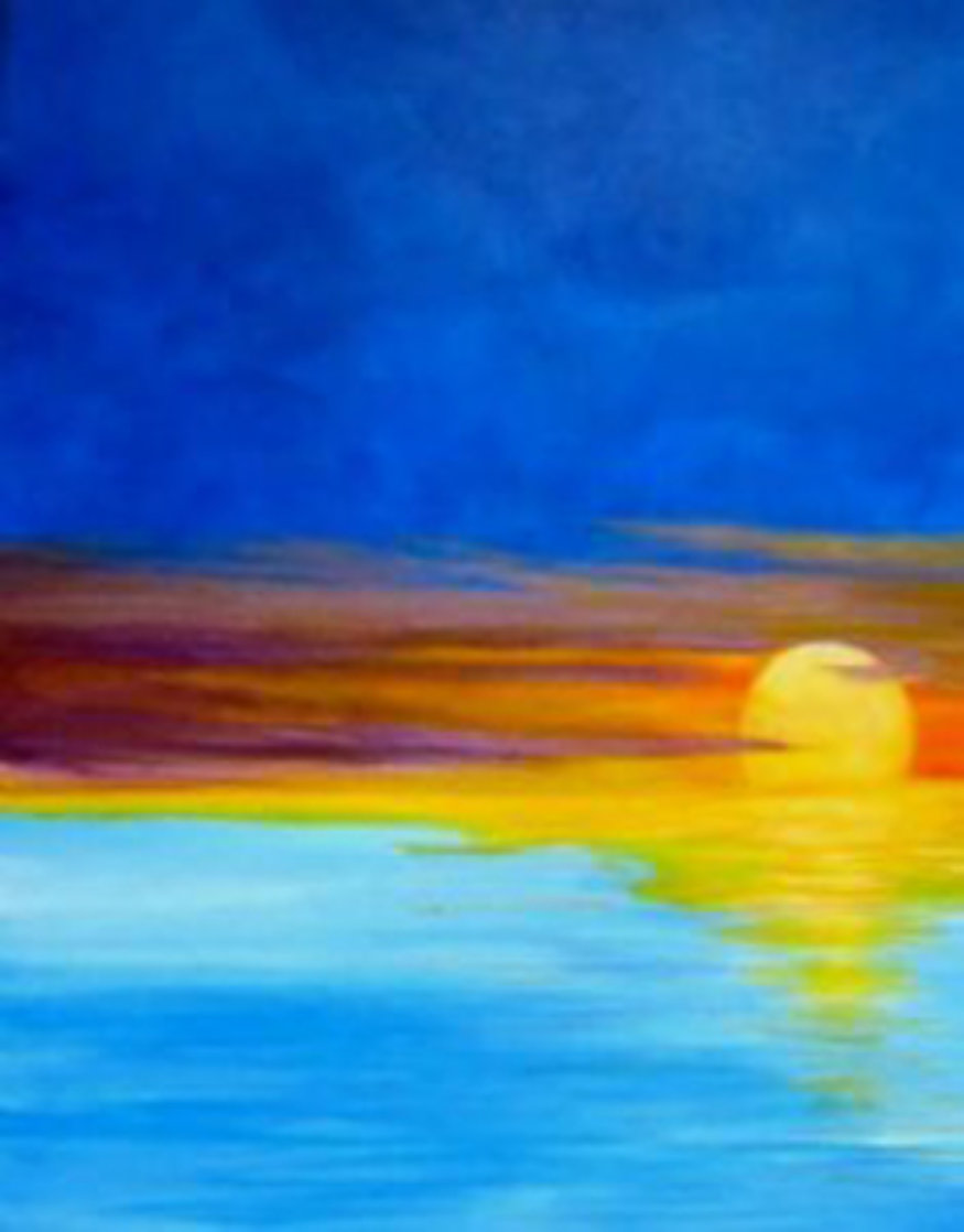 Caribbean Sunset AP Limited Edition Print by Palyn Beaulieu
