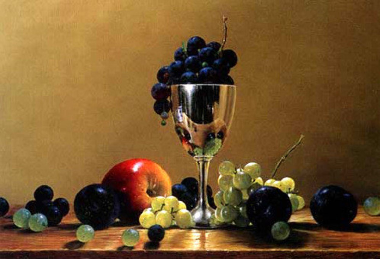 Delicious PP Limited Edition Print by Charles Becker
