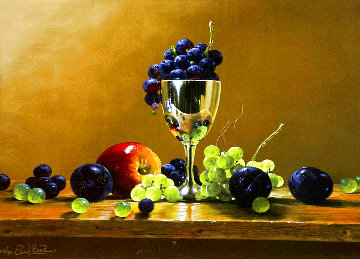 Delicious 1997 Limited Edition Print - Charles Becker