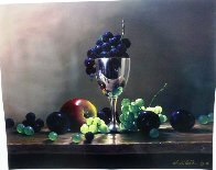 Delicious PP 1996 Limited Edition Print by Charles Becker - 1