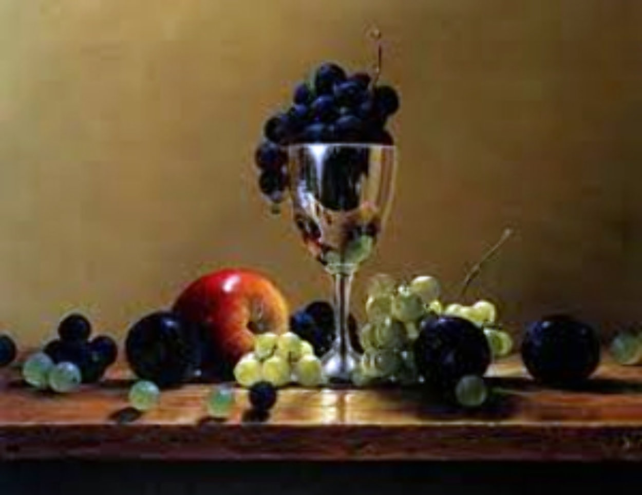 Delicious PP 1996 Limited Edition Print by Charles Becker