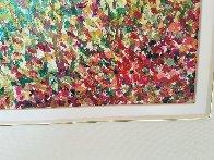 Springtime Perfume 2003 34x40 Huge Original Painting by Guy Begin - 2
