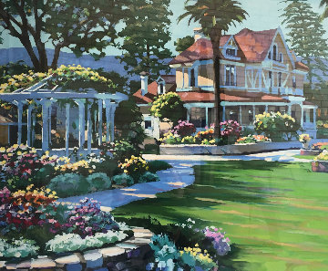 Napa Valley  1993 Limited Edition Print by Howard Behrens