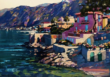 Rivera 1987 AP Limited Edition Print by Howard Behrens