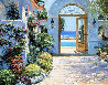Hotel California 1995 Limited Edition Print by Howard Behrens - 0