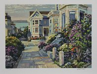 Grove Street 1994 Limited Edition Print by Howard Behrens - 1