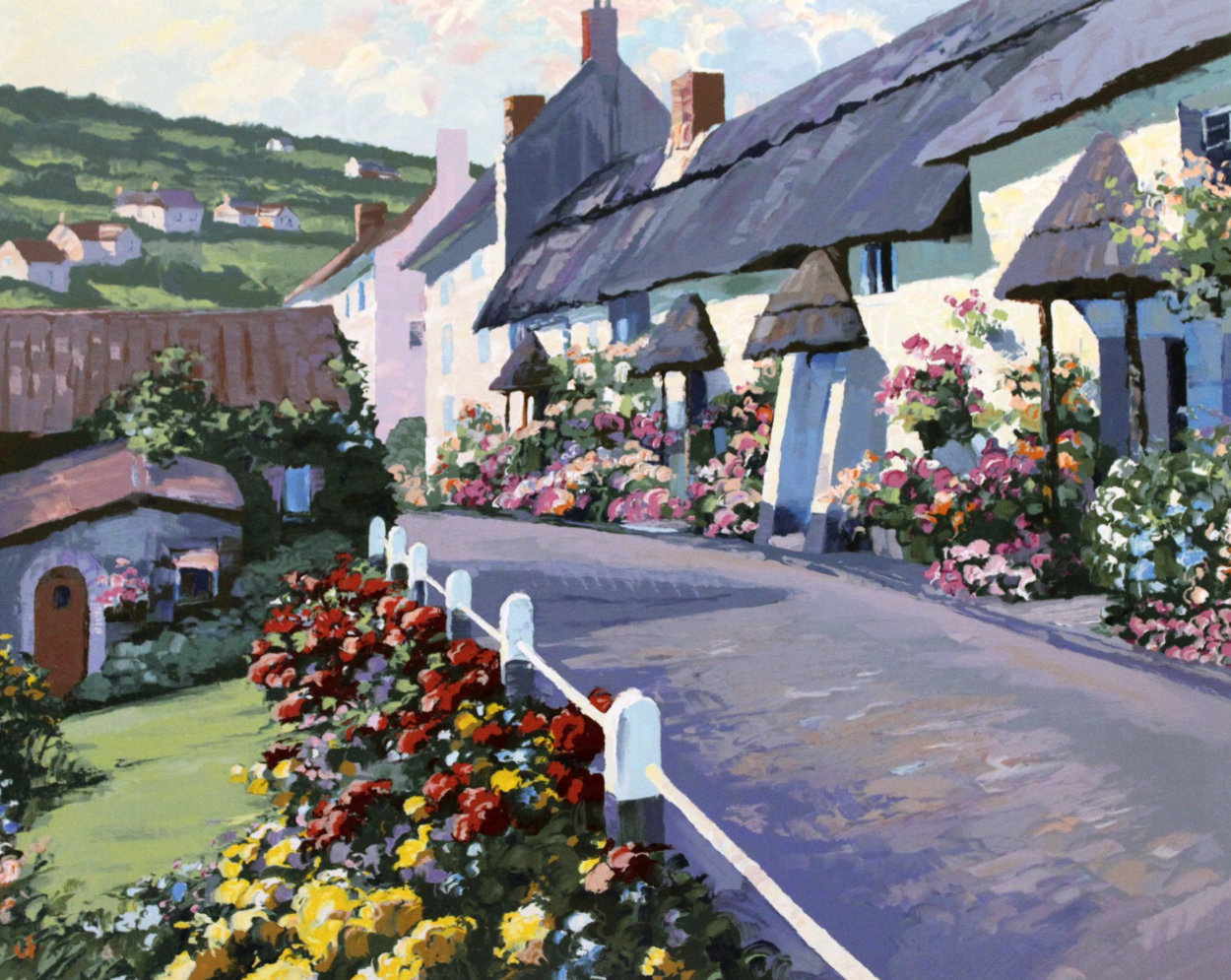 Devonshire AP 1990 Limited Edition Print by Howard Behrens