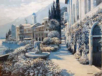 Splendor of Italy 2003 Limited Edition Print by Howard Behrens
