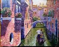 Pink Canal 2003   Limited Edition Print by Howard Behrens - 1