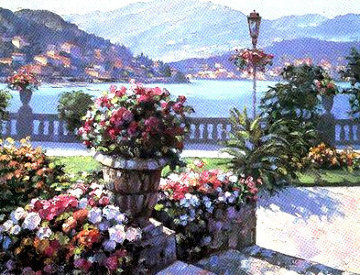 Grand Hotel 1993 Limited Edition Print by Howard Behrens