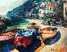 Remembering Capri 2009 30x40 Original Painting by Howard Behrens - 1