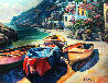 Remembering Capri 2009 30x40 Original Painting by Howard Behrens - 0