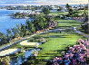 18th Fairway 1990 Limited Edition Print by Howard Behrens - 0