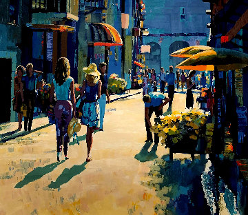 Napflio Light 1986 Limited Edition Print - Howard Behrens