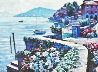 Lago Como, Italy 1991 Limited Edition Print by Howard Behrens - 0
