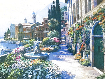 Splendor of Italy Limited Edition Print - Howard Behrens