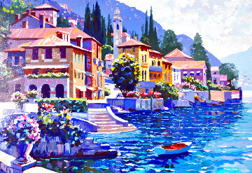 Afternoon Vista Limited Edition Print - Howard Behrens
