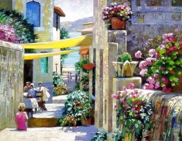 Seaside 1994 Limited Edition Print - Howard Behrens