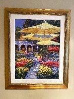 Mediterranean Gardens AP Limited Edition Print by Howard Behrens - 1