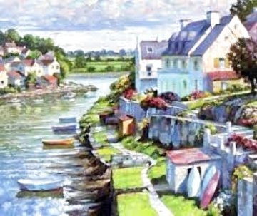 Normandy 1992 Limited Edition Print - Howard Behrens