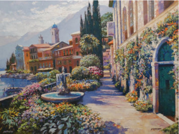 Splendor of Italy 2003 Limited Edition Print - Howard Behrens