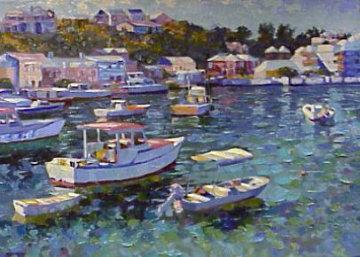 Bermuda 1991 Limited Edition Print by Howard Behrens