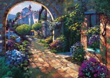 Villa Cipriani TP (Italy) 2004 Limited Edition Print - Howard Behrens