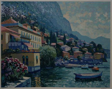 IL Lago  Limited Edition Print by Howard Behrens