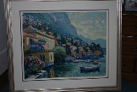 IL Lago  Limited Edition Print by Howard Behrens - 1