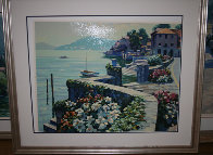 IL Lago  Limited Edition Print by Howard Behrens - 2