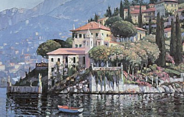 Villa Balbianello AP 1994 Limited Edition Print by Howard Behrens