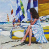 Before Sailing 44x44 Original Painting by Howard Behrens - 0