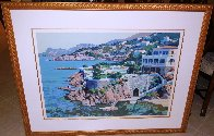 Cap Roux 1990 Limited Edition Print by Howard Behrens - 1