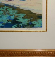 Cap Roux 1990 Limited Edition Print by Howard Behrens - 2