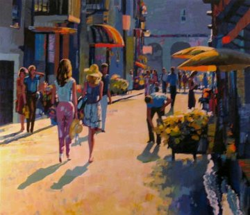 Naphlio Light 1986 Limited Edition Print - Howard Behrens