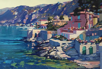 Riviera 1987 Limited Edition Print - Howard Behrens