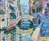 Venice Suite of 4  1991 (Italy) Limited Edition Print by Howard Behrens - 0