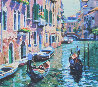 Venice Suite of 4  1991 (Italy) Limited Edition Print by Howard Behrens - 1