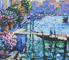 Venice Suite of 4  1991 (Italy) Limited Edition Print by Howard Behrens - 2